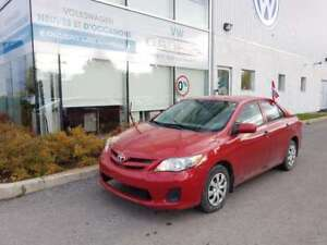 2011 Toyota Corolla CE SUPER PROPRE, VOITURE TRES FIABLE, IDEAL