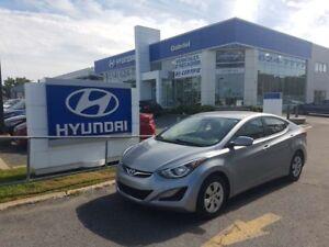 2015 Hyundai Elantra JAMAIS ACCIDENTÉ