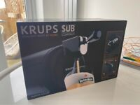 Krups SUB Compact - Black Beer Dispenser 🔥 BRAND NEW & SEALED ✅