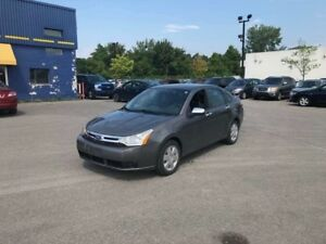 2009 Ford Focus SE BAS KM SEULEMENT43 500 KM! WOW!! AC, CRUISE,