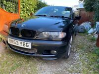 2004 BMW E46 325i M Sport Saloon Manual