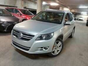 2011 Volkswagen Tiguan 4Motion Panoramic Roof+ Cuir + + +