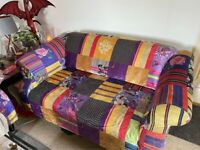 2 SOFAS - 3 SEATER AND 2 SEATER - NEED GONE TODAY FREE!