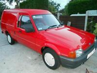 Wanted Mk4 Escort Van