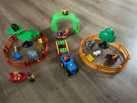 Playmobil 6754 1.2.3 Large Zoo