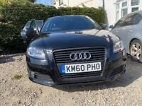 Audi A3 black edition s line 2011