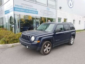 2012 Jeep Patriot Sport 2WD JAMAIS ACCIDENTE, BAS KILOMETRAGE UN