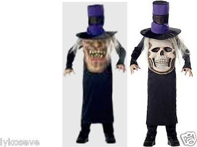 nNW MAD HATTER MR HYDE OR THE SKULL LOVE THEM BOTH - Mr Hyde Costume
