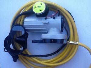 12v electric hookah diving air compressor yacht boat - Hookah dive compressor ...
