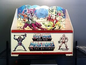 Vintage-He-Man-Masters-of-the-Universe-Wooden-Toy-Box-Deacons-Bench