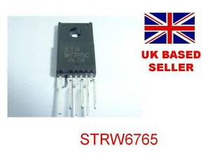 STRW6765-STR-W6765-IC-Toshiba-42WLT58-stuck-in-standby