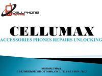 ! CELL PHONE UNLOCK AND REPAIR  !