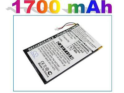 Battery For Creative Zen Vision:m, Video Battery (p/n Ba20603r79914, Dvp-hd0003)