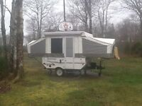 2011 Pop-Up Tent Trailer For Sale