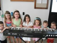 PIANO and KEYBOARD LESSONS - First lesson FREE!