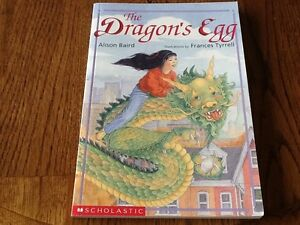 The Dragon's Egg (Scholastic) Edmonton Edmonton Area image 1