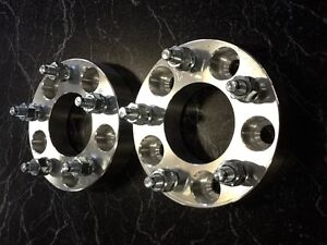 Holden-HQ-to-COMMODORE-VE-Front-Wheel-Aluminium-Spacer-Adaptor-30mm-One-Pair