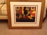 Jack Vettriano Limited Edition Print
