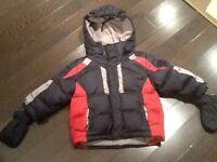 Boy's Roots Winter Jacket