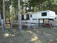 Spacious Camper for Rent @ Sunset Campground