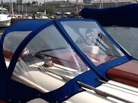 RAYCAN MARINE CANVAS,  BOAT TOP FABRICATION & REPAIRS