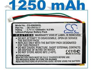 Lot Of 2 Batteries Fo Garmin Nuvi 255, 255t, 255w, 255wt, 260, 260w, 260wt,265wt