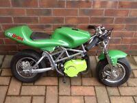 Mini Moto motorcycle motorbike