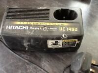Hitachi battery charger - used