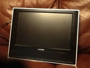 19 inch flat screen television