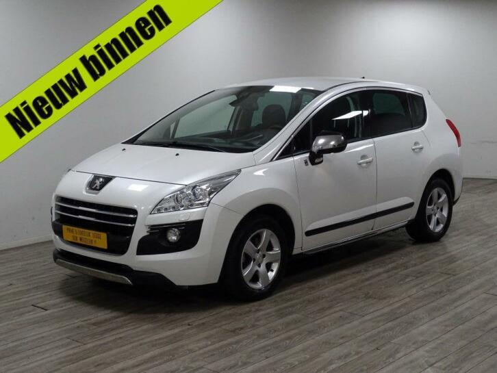 Peugeot 3008 2.0 HDI Hybrid 4 Blue Lease Automaat - Nr 081