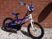 new Giant Animator 16'' child's bike