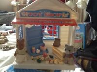 Sylvanian Families Hazelwood Toy Shop