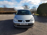 RENAULT GRAND SCENIC 7 SEATER LONG MOT