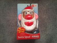 Mr Potato Head Selection, Santa, Halloween, Cupid, Blue & Pink Bunnies £5 each Gr8 Stocking Fillers