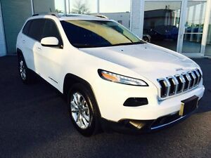 Jeep Cherokee Limited 4x4 2015 - Automatique