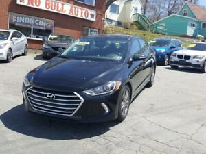 2017 Hyundai Elantra GL one owner balance of factory warranty...