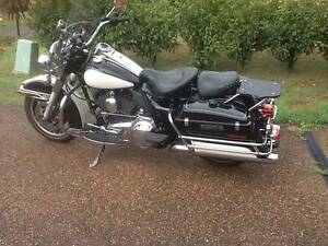 Harley Police Road King Maitland Maitland Area Preview
