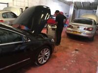 Business for sale-Fully equiped garage reduced price for fast sale 19.500£