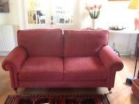 Laura Ashley Large 2-seater sofa