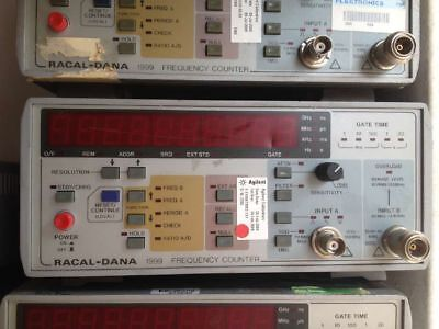Racal-dana 1999 Frequency Counter 2.6ghz By Ems Or Dhl 90days Warranty H629g Dx
