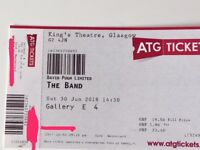 Take That 'The Band' Tickets - Kings Theatre Glasgow