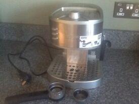 DeLonghi Coffee Maker - Stainless Steel