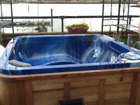 Leisurerite 4 person Hot Tub