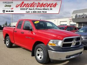 2012 Ram 1500 ST *Trailer Tow Package*