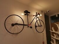 bicycle lamp - bicycle lamp shade -