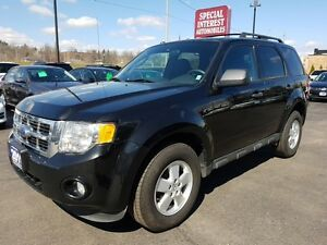 2011 Ford Escape XLT Automatic XLT ALLOYS 2.5L CLEAN CAR-PROOF