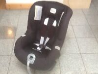 Britax First Class Plus group 0+1 car seat for newborn upto 18kg(to 4yrs)washed&cleaned,reclines