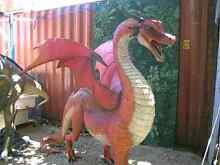Dragon Statue Wattle Grove Kalamunda Area Preview
