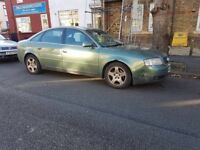 Audi A6 spares or repair 1.9tdi 130bhp not VW