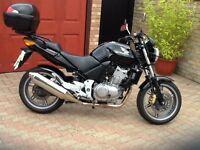 Honda CBF 500 ABS stainless steel exhaust Low miles